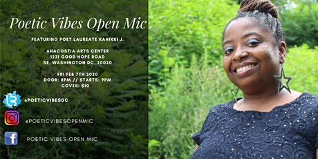 Poetic Vibes Open Mic Featuring KaNikki J. tickets