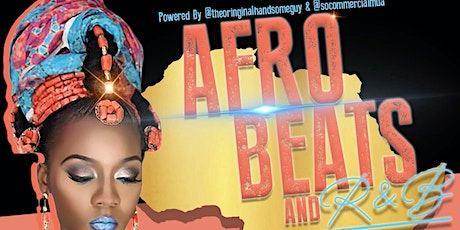Afro Beats & R&B  tickets