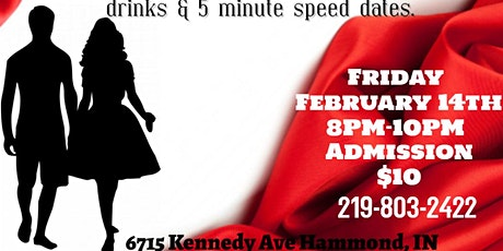 Valentine's Day Speed Dating tickets