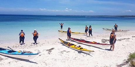 Women's Easy Sea Kayaking: Saturday 30th May  tickets