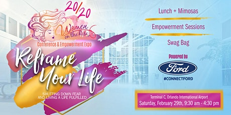 2020 Women on the Rise Conference and Empowerment Expo tickets