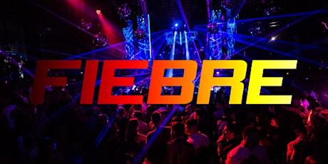 Fiebre Latin Party tickets