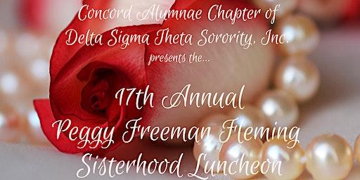 17th  Annual Peggy Freeman Fleming Sisterhood Luncheon