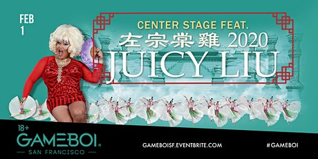 GameBoi SF - Center Stage ft Juicy Liu, 18+ tickets