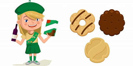 Girl Scout Cookie & Wine Pairing tickets