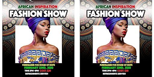 African Insiration Fashion Show