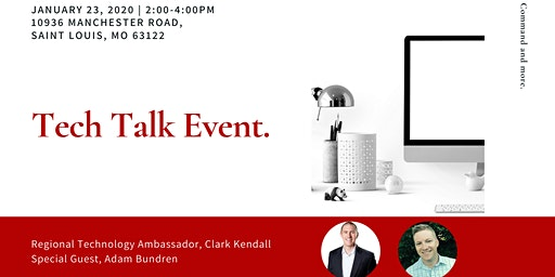 Tech Talk with Clark Kendall