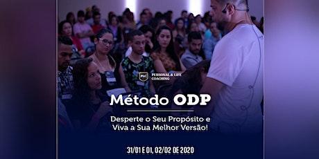 Método ODP ingressos