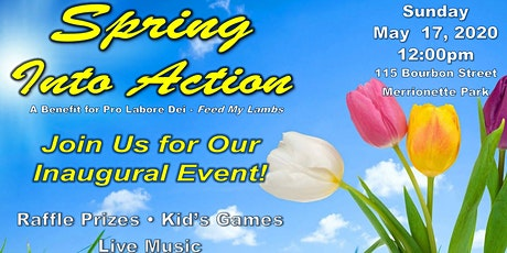 Spring Into Action tickets