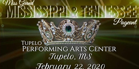 Miss Grand Mississippi Pageant tickets