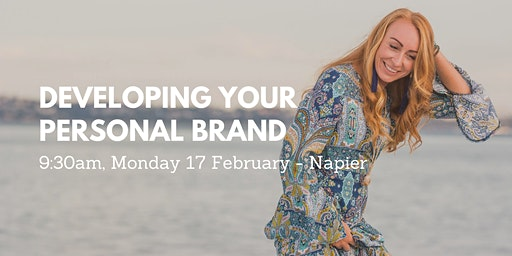 WORKSHOP: Developing Your Personal Brand
