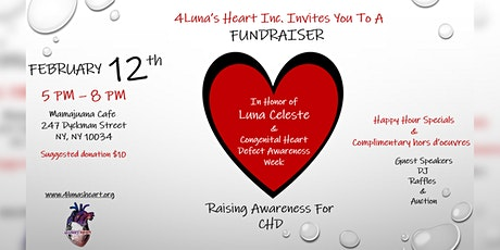 4Luna's Heart Inc. Fundraiser  tickets