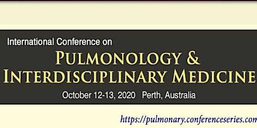 International Conference on  Pulmonology & Interdisciplinary Medicine
