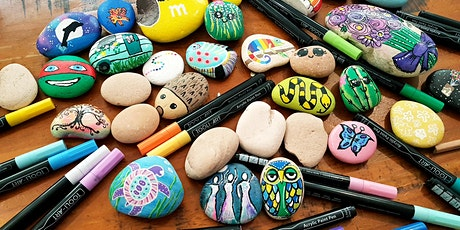 Rock Painting for Kids tickets