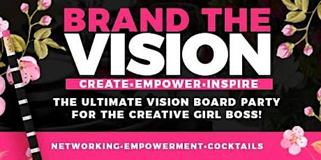 BRAND YOUR VISION tickets