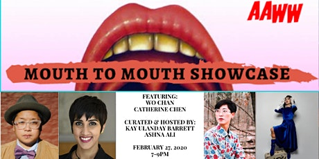 Mouth to Mouth Showcase tickets