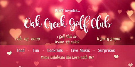 OCWP Invades OAK CREEK GOLF CLUB! tickets