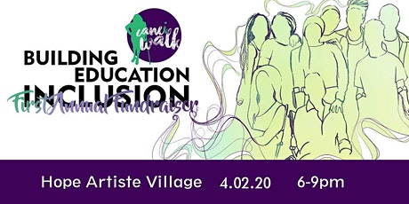 Building Education Inclusion First Annual Fundraiser tickets