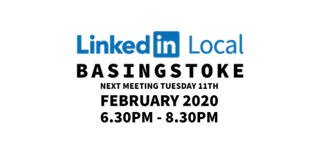 LinkedIn Local Basingstoke tickets