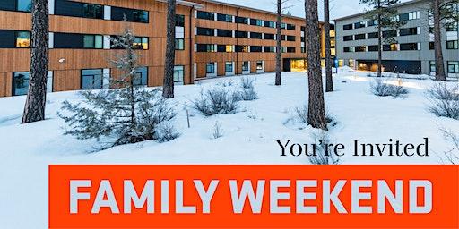 OSU-Cascades Family Weekend