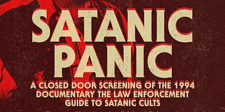 Two Bit Movie Club - Satanic Panic tickets