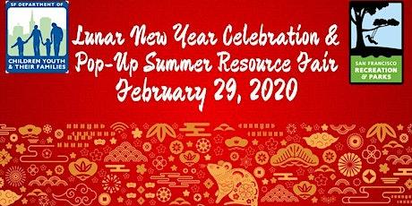 OMI Lunar New Year Celebration & Pop-Up Summer Resource Fair tickets