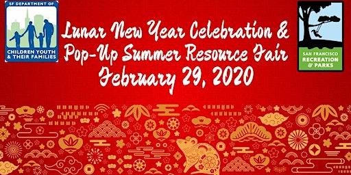 OMI Lunar New Year Celebration & Pop-Up Summer Resource Fair