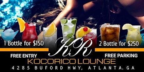 Stress Free Friday's (Kokorico Lounge) tickets