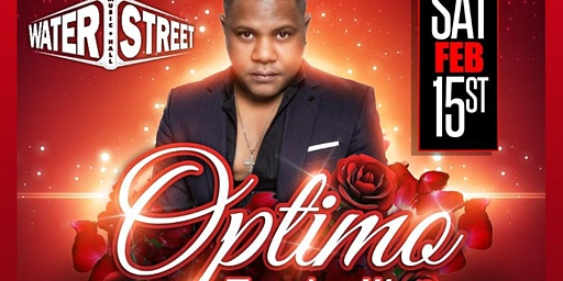 Optimo En Vivo En Rochester NY Valentine's Party Feb/15/2020