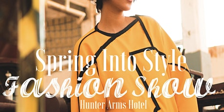 SPRING INTO STYLE FASHION SHOW tickets