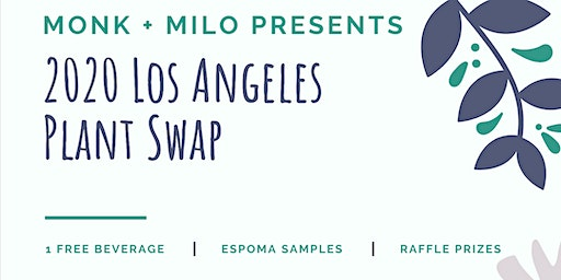 2020 Los Angeles Plant Swap
