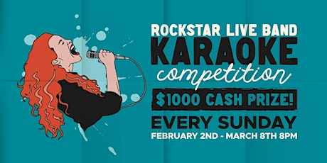 Live Karaoke Contest - $1000 Cash! tickets