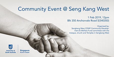 Community Event @ Seng Kang West tickets