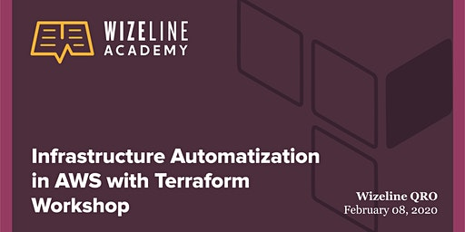 Infrastructure Automatization in AWS with Terraform Workshop @QRO