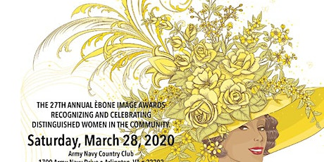 27th Annual Ebone Image Awards - National Coalition of 100 Black Women, Inc., Northern Virginia Chapter tickets