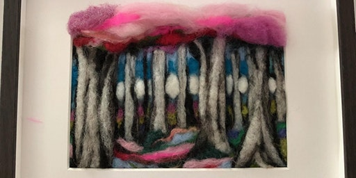 Wendo Van Essen - Magic Woods Felted Scene