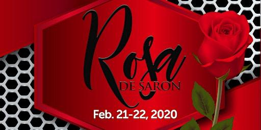 Rosa de Saron 2020