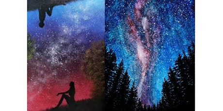 Sip & Paint: Milky Way Nights (02-11-2020 starts at 6:30 PM) tickets