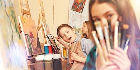 Secondary Kids Art Class - Term 1 2020 tickets