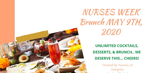 The Year Of The Nurse Brunch