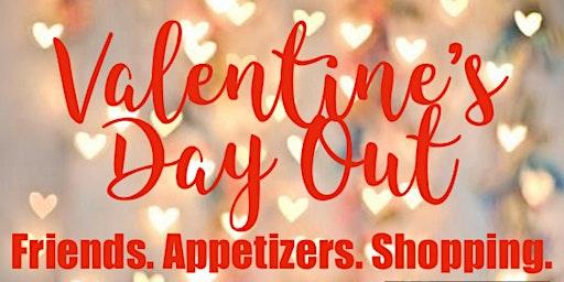 Valentines Vendor Shopping Event
