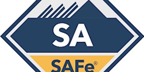 Leading SAFe 5.0 - SAFe Agilist Certification - Fort Lauderdale, Florida tickets