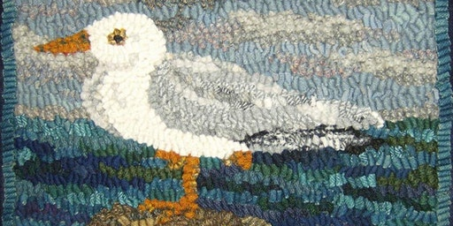 Loretta Moore - Introduction to Primitive Rug Hooking