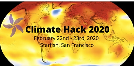 Climate Hack 2020 tickets