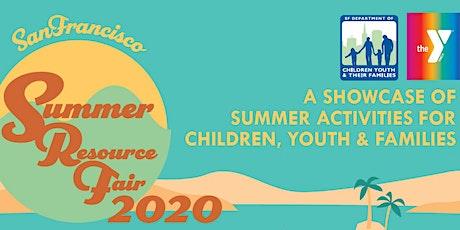 Pop-Up Summer Resource Fair & Membership Drive at Stonestown YMCA tickets