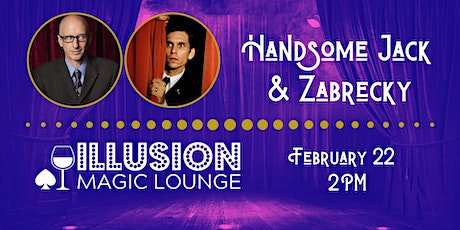 Family Magic with Handsome Jack and Zabrecky tickets