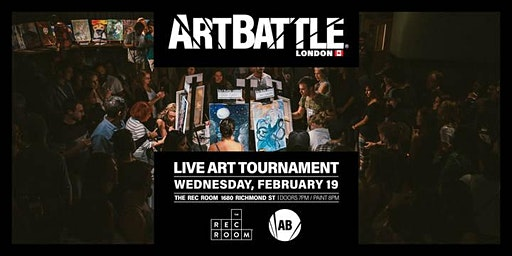 Art Battle London - February 19, 2020