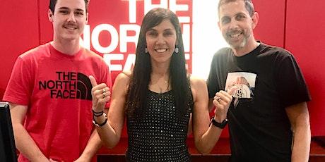 "Relentless"" Book Launch Event Auckland tickets"