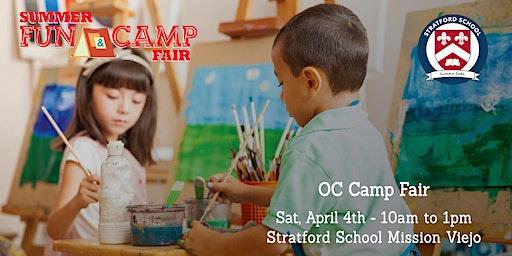 2020 OC Summer Fun & Camp Fair presented by SoCalMoms + MomsLA