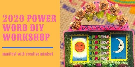 2020 Power Word DIY Workshop tickets